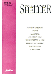William sheller album volume 1 librairie musicale du for Miroir dans la boue